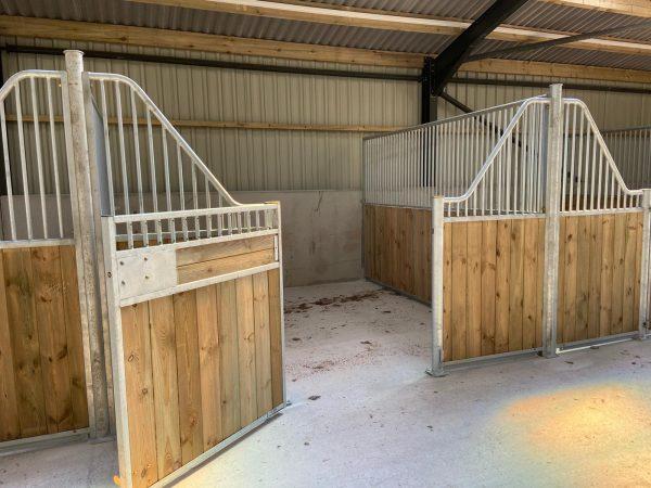 Internal Stables Blackpool - Pine Fontainbleau