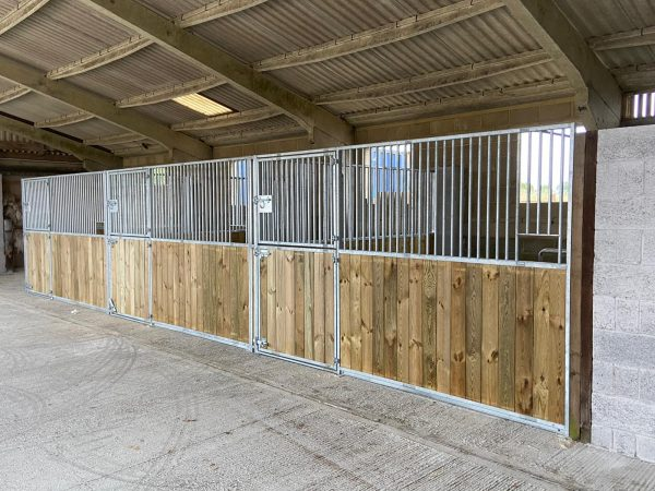 Internal stables - Colchester