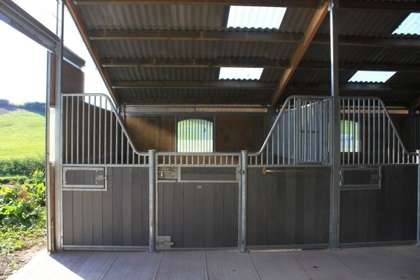 Internal Horse Stables - Fontainebleau