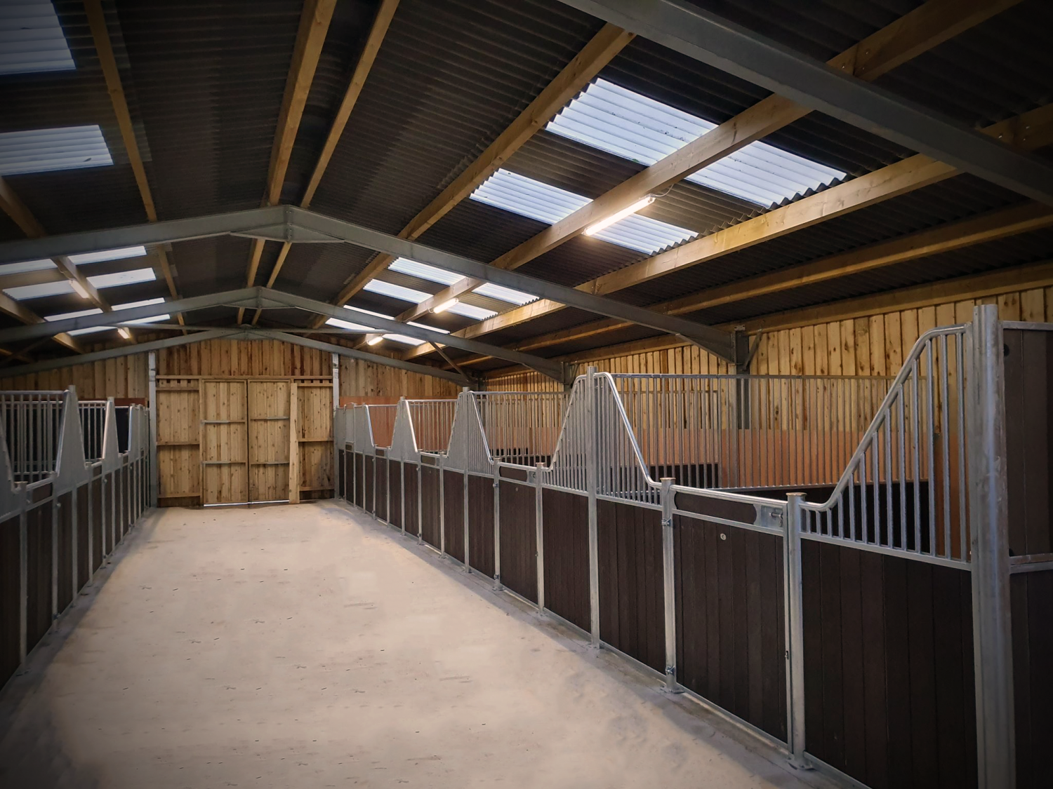 Converting Outbuildings into Stables: Financial Gain for Agricultural Building Owners?