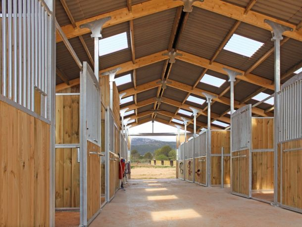 Planning permission for Stables