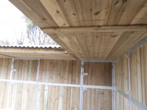 Timber stable options