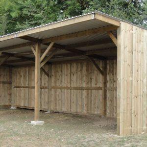 Horse shelter